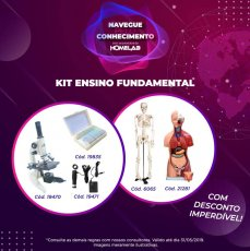 KIT ENSINO FUNDAMENTAL