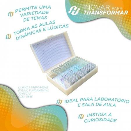 MICROSCÓPIOS HOMELAB